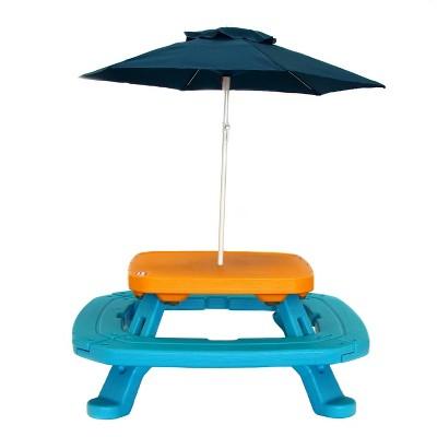 Little Tikes Toddler Outdoor Backyard Picnic Table