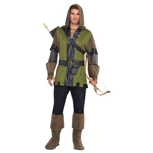 Men's Prince Of Thieves Halloween Costume - image 1 of 1