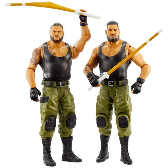 WWE Authors of Pain Battle Pack 2pk - Series #62 image number null