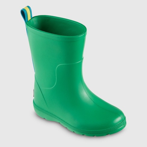 Toddler Boys' Totes Charley Boots - Green - image 1 of 4