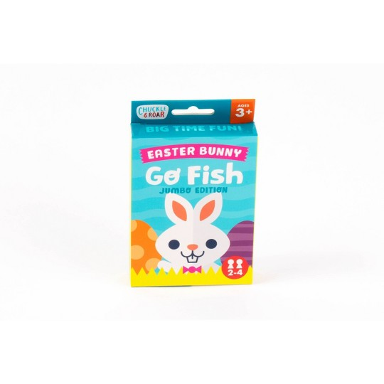 Chuckle & Roar Easter Bunny Go Fish Game image number null