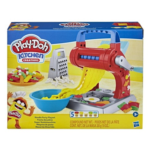 Play Doh Kitchen Creations Noodle Party Playset Target