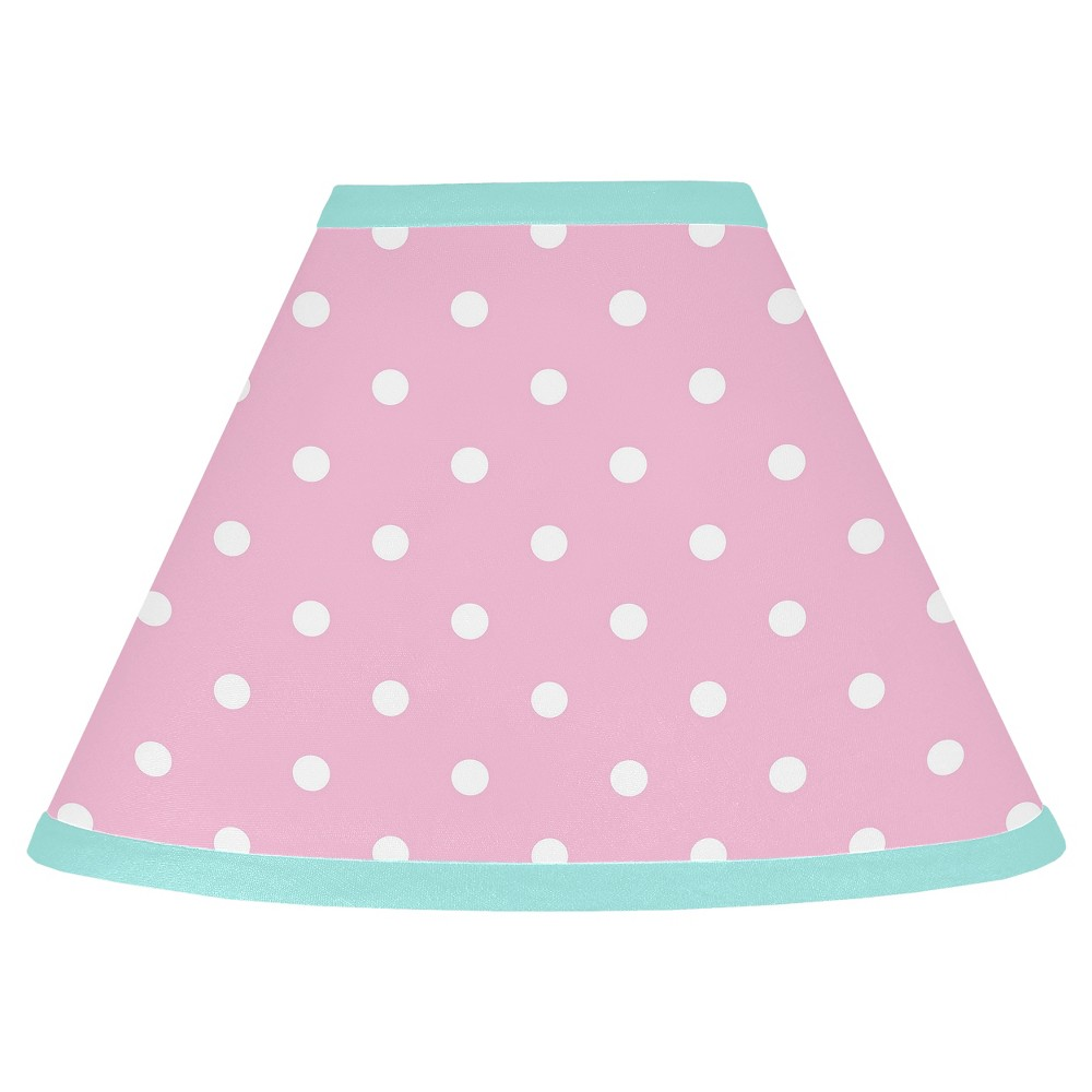 Sweet Jojo Designs Skylar Lamp Shade - Pink