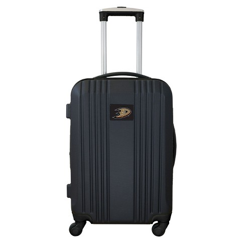 """NHL 21"""" Hardcase Two-Tone Spinner Carry On Suitcase - image 1 of 5"""