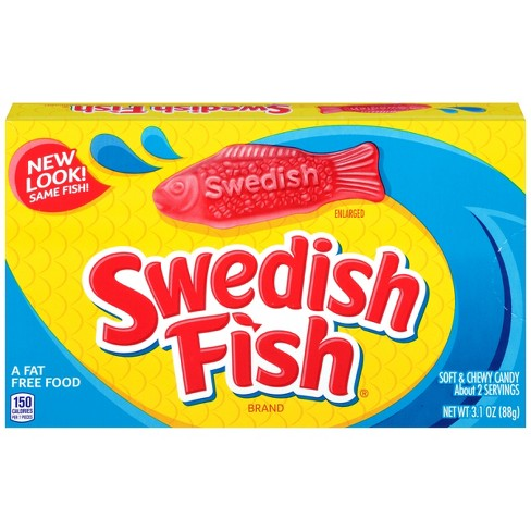 Swedish Fish Soft & Chewy Candy - 3.1oz - image 1 of 3