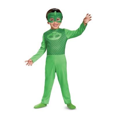 Toddler PJ Masks Gekko Halloween Costume