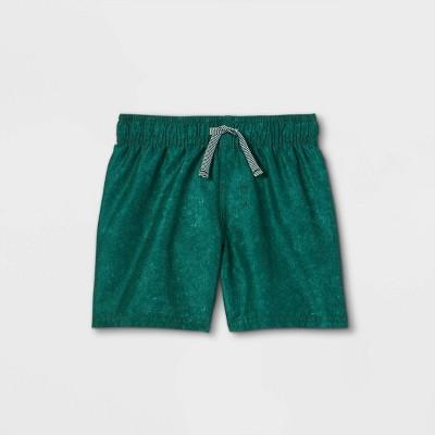 Toddler Boys' Swim Shorts - Cat & Jack™ Green