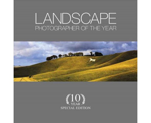Landscape Photographer of the Year -  (Hardcover) - image 1 of 1