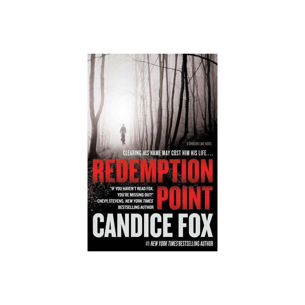 Redemption Point Crimson Lake By Candice Fox Hardcover