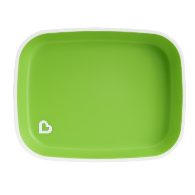 Munchkin Splash Flat Plate - Green