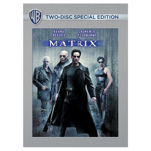 The Matrix (Special Edition) (2 Discs) (dvd_video) - image 1 of 1