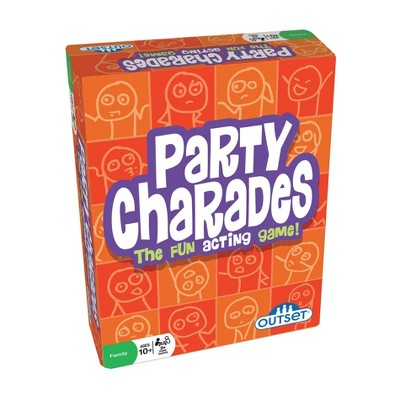 Party Charades Game
