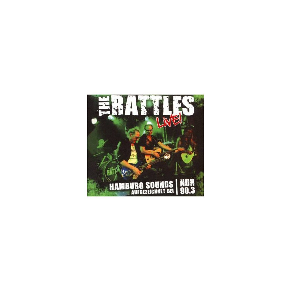 Rattles - Live Hamburg Sounds (CD)
