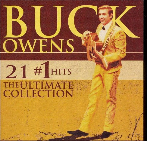 Buck owens - 21 no 1 hits:Ultimate collection (CD) - image 1 of 5
