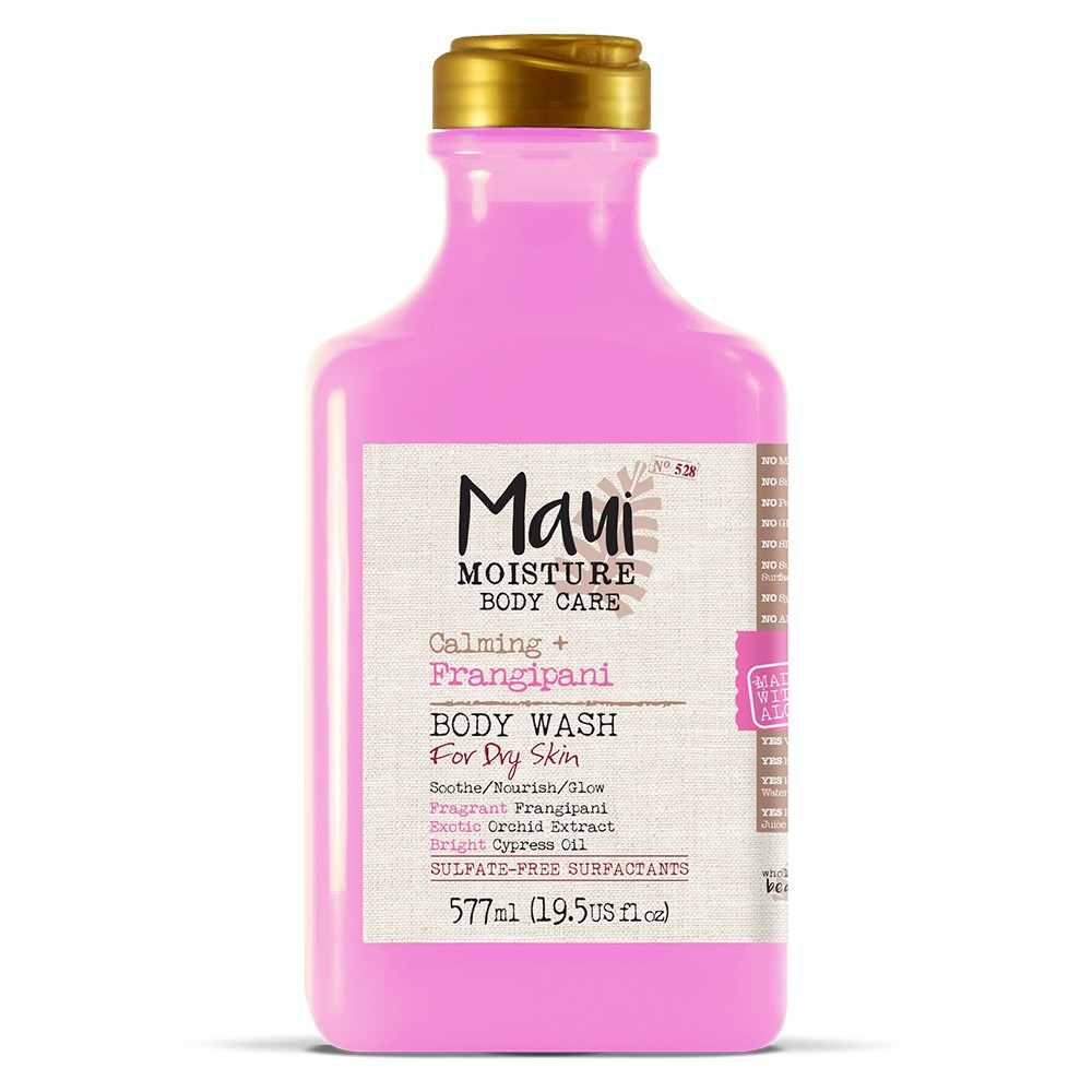Image of Maui Moisture Firangipani Body Wash - 19.5 fl oz