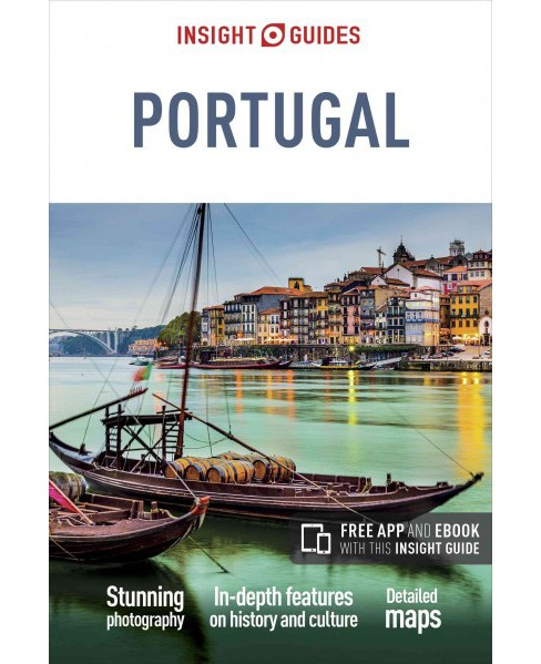 Insight Guides Portugal (Paperback) - image 1 of 1