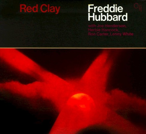 Freddie hubbard - Red clay (CD) - image 1 of 1