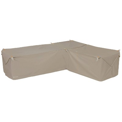 Storigami Easy Fold Right-Facing Sectional Cover Tan - Classic Accessories