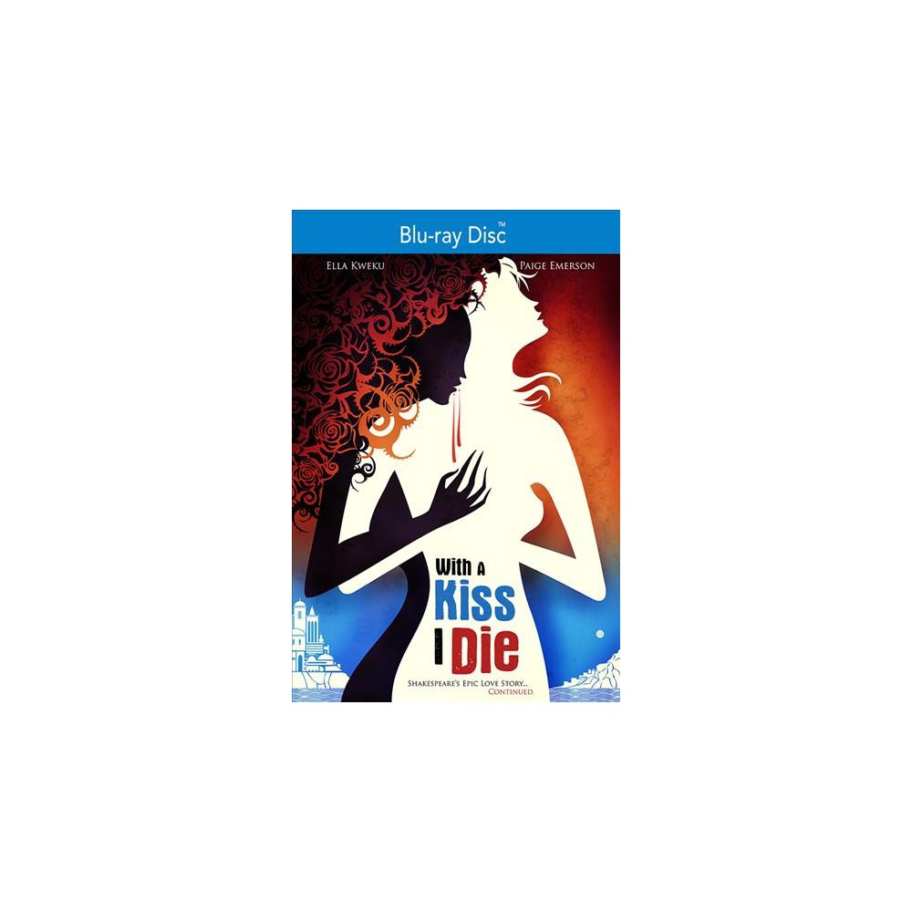 With A Kiss I Die (Blu-ray)