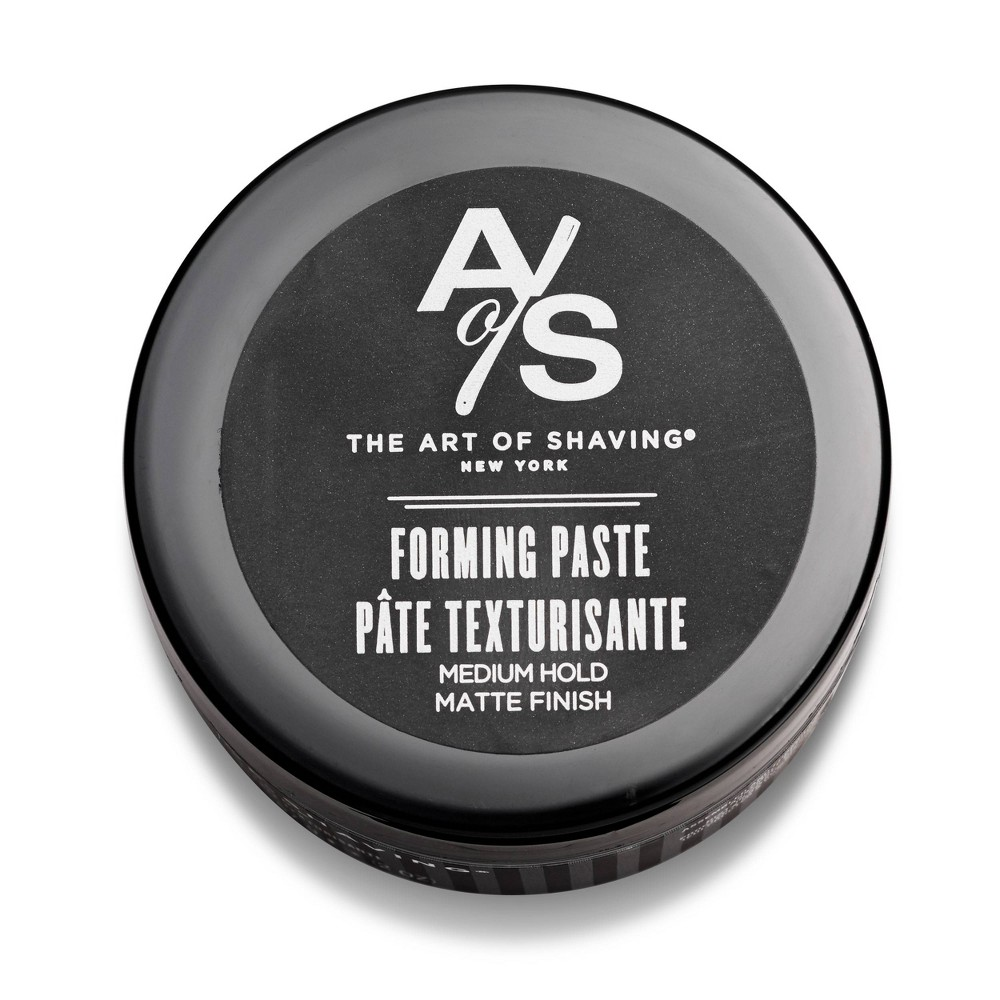 Image of The Art Of Shaving Men's Forming Paste Hair Styling Product - 2oz