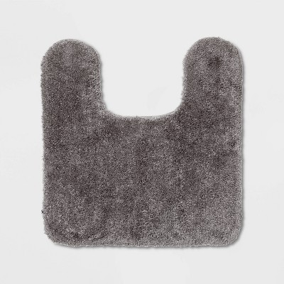 Performance Nylon Contour Bath Rug - Threshold™