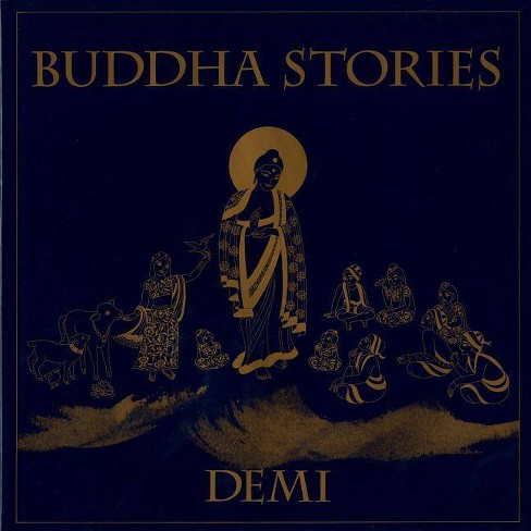 Buddha Stories - by  Demi (Paperback) - image 1 of 1