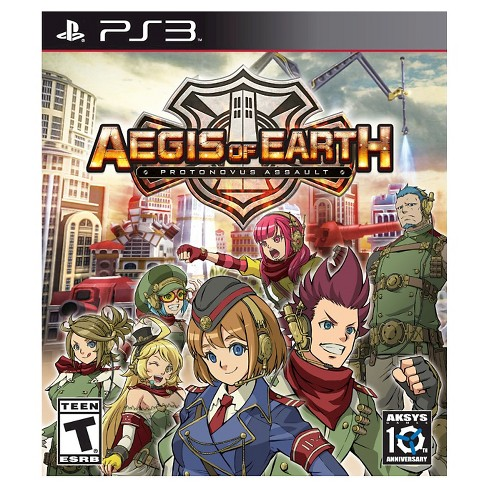 Aegis of Earth: Protonovus Assault PlayStation 3 - image 1 of 9