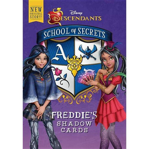 Freddie's Shadow Cards (Hardcover) (Jessica Brody) - image 1 of 1