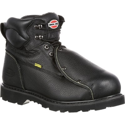 Men's Iron Age Groundbreaker External Met Guard Work Boot