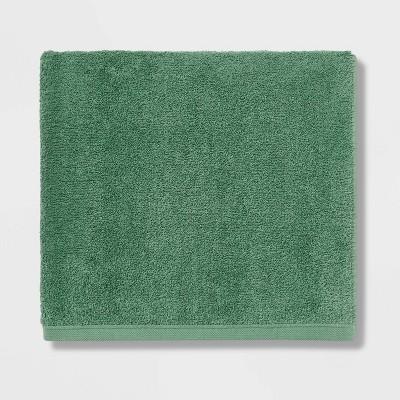 Everyday Bath Towel Light Green - Room Essentials™