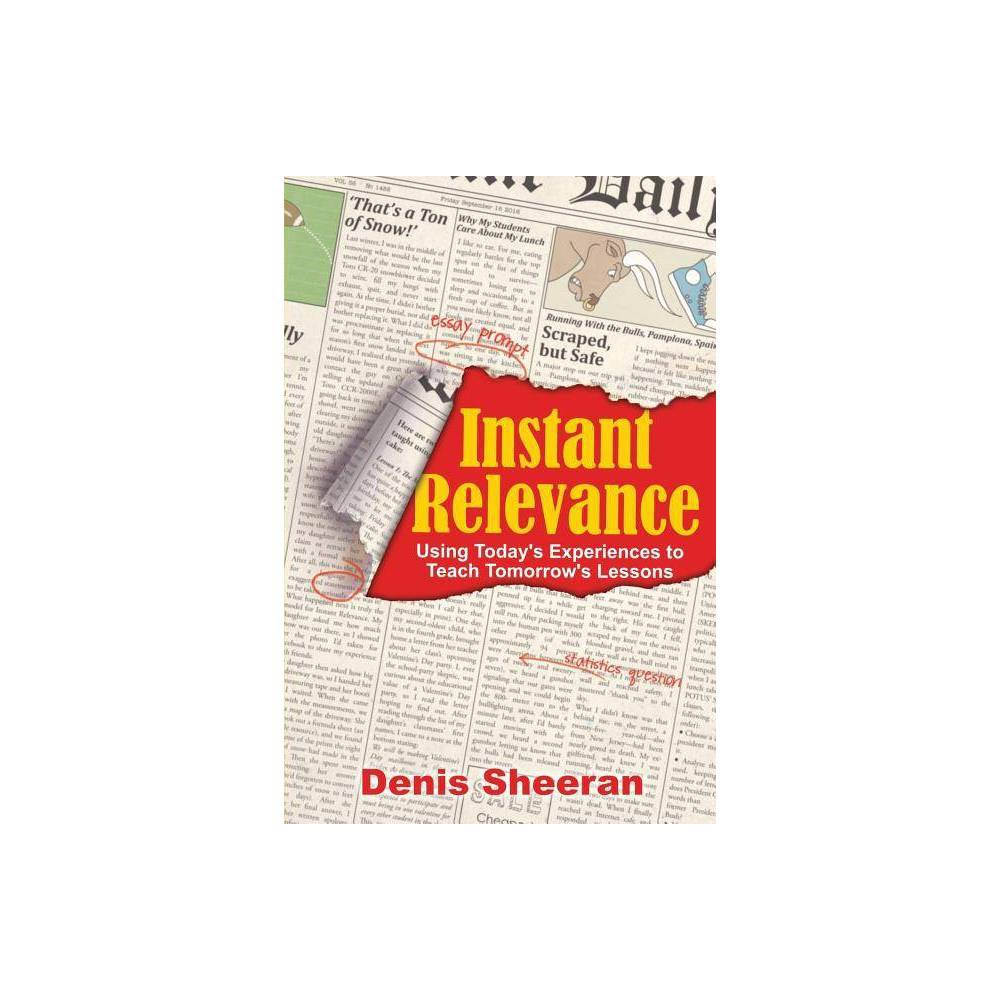 Instant Relevance By Denis Sheeran Paperback