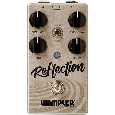 Wampler Reflection Reverb Effects Pedal - image 1 of 5
