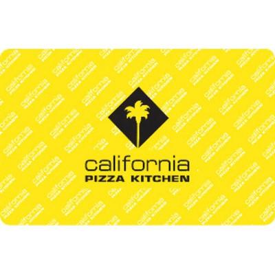California Pizza Kitchen $25