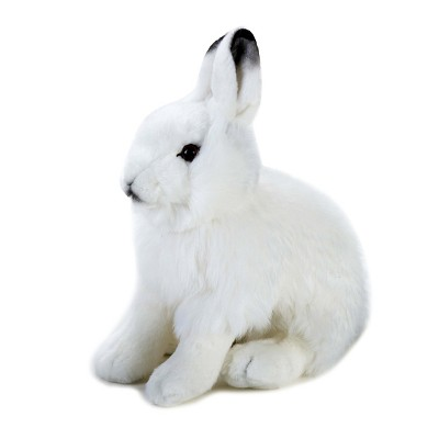 Lelly National Geographic Arctic Hare Plush Toy
