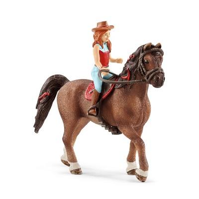 Schleich Horse Club Hannah and Cayenne