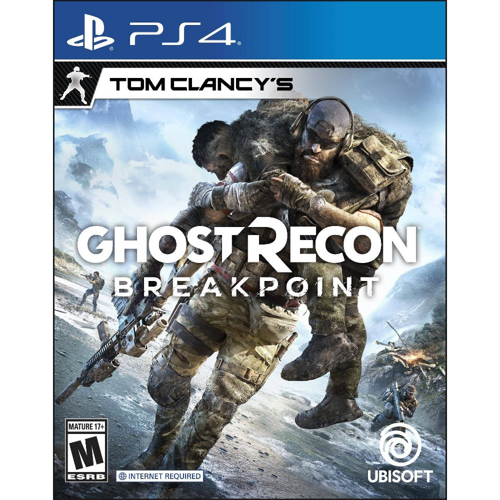 Tom Clancy's Ghost Recon: Breakpoint - PlayStation 4 was $39.99 now $19.99 (50.0% off)