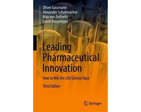 Leading Pharmaceutical Innovation : How to Win the Life Science Race -  (Hardcover) - image 1 of 1