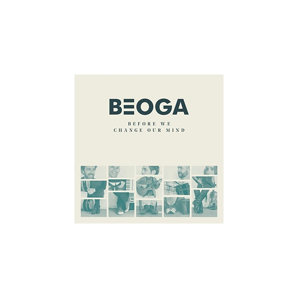 Beoga - Before We Change Our Mind (CD)