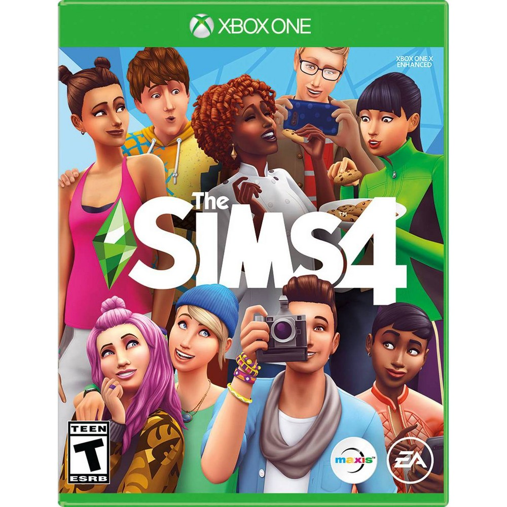 The Sims 4 - Xbox One, video games