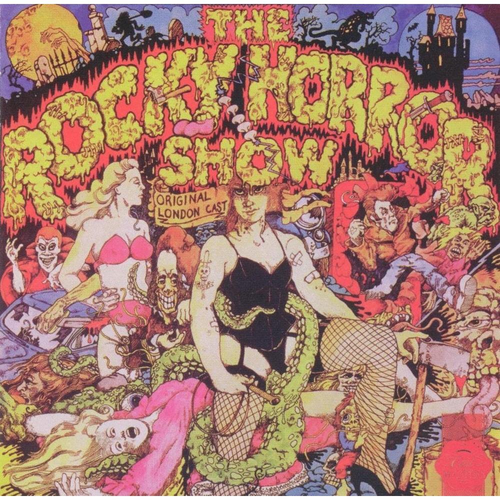 Original cast - Rocky horror show (Ocr) (CD)