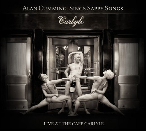 Alan cumming - Sings sappy songs live at the cafe ca (CD) - image 1 of 1