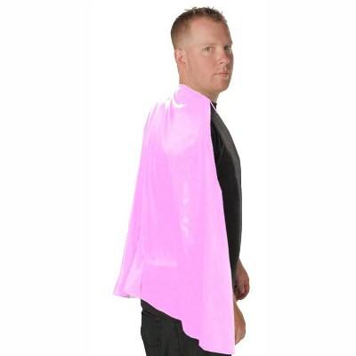 Costume Agent Deluxe Super Hero Costume Cape Pink