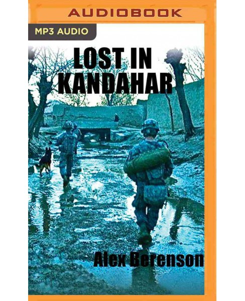 Lost in Kandahar (MP3-CD) - image 1 of 1