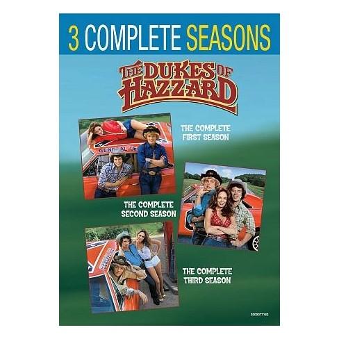 dukes of hazzard complete seasons 1 3 dvd target