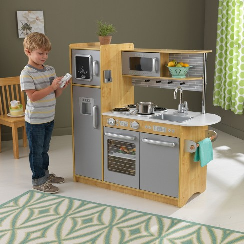 0a65b23faaffd KidKraft Natural Uptown Kitchen   Target