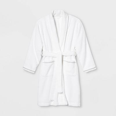 L/XL Spa Bath Robe White - Threshold Signature™