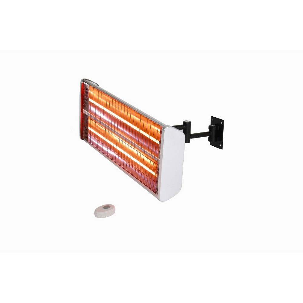 Image of Infrared Electric Wall Mounted Outdoor Heater - EnerG+