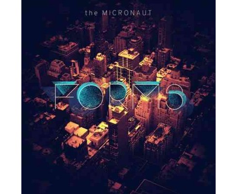 Micronaut - Forms (Vinyl) - image 1 of 1
