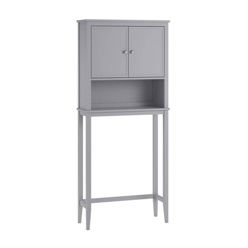 Durham Over The Toilet Storage Cabinet Gray - Room & Joy - image 1 of 4