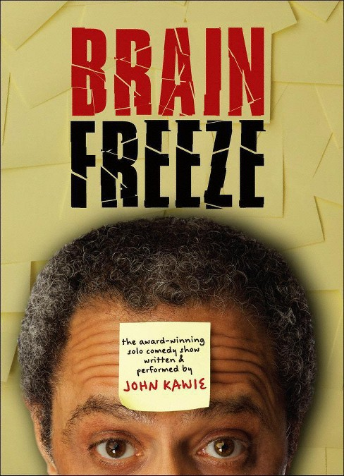 Brain freeze (DVD) - image 1 of 1